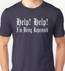 Help! Help! I'm Being Repressed - Monty Python Unisex T-Shirt