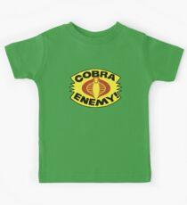 G.I. JOE BLISTER -  COBRA ENEMY! Kids Clothes