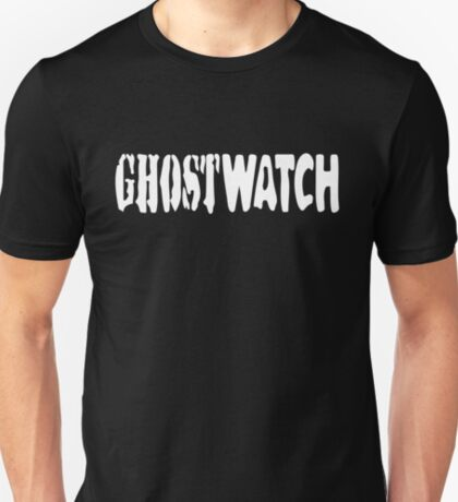 NDVH Ghostwatch (horizontal) T-Shirt