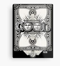 Elegant and COOL Metal Print