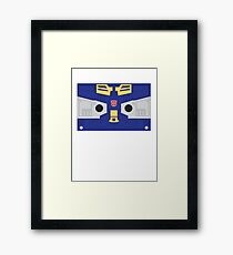 Eject - Transformers 80s Framed Print