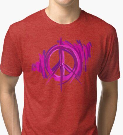 Modern peace Tri-blend T-Shirt