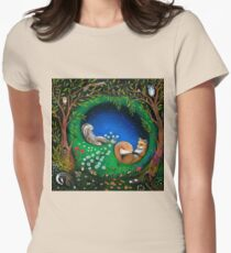 Midsummer Night's Dream Womens Fitted T-Shirt