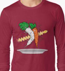 Makanko-salad!!! Long Sleeve T-Shirt