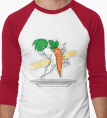 Makanko-salad!!! Men's Baseball ¾ T-Shirt