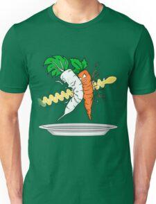 Makanko-salad!!! Unisex T-Shirt