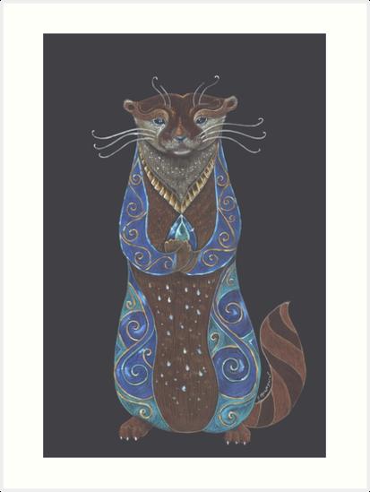 Image result for otter totem