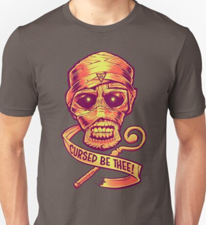 Classic Halloween: The Cursed Mummy T-Shirt