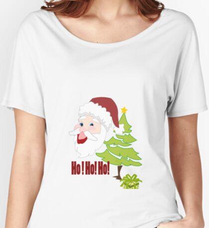 Santa T Shirt (1535 Views) Women's Relaxed Fit T-Shirt