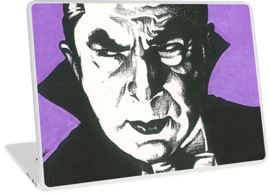 Dracula Classic Gothic Horror by larryweber
