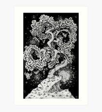 A Different Nightsky Art Print
