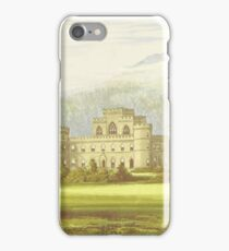 The Inveraray Castle, Argyll, Scotland (Artwork) iPhone Case/Skin