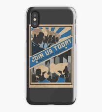 paladins, we need you! iPhone Case