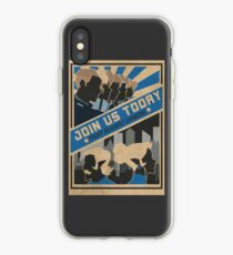 paladins, we need you! iPhone Case