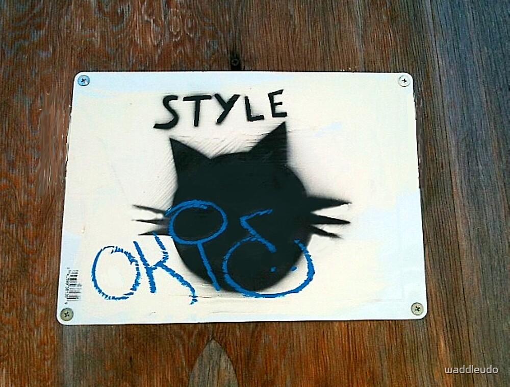Kitti Grafitti by waddleudo