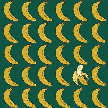 Bananas by LaurArt