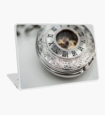 Steampunk Pocketwatch Laptop Skin