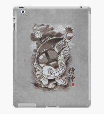 Traditional Nekobasu Variant iPad Case/Skin