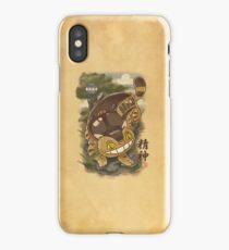 Traditional Nekobasu  iPhone Case/Skin