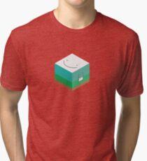 Sole Cube Tri-blend T-Shirt