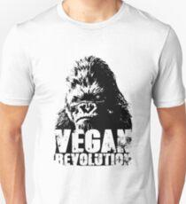 harambe vegan revolution Unisex T-Shirt