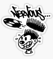 Nervous Records Sticker
