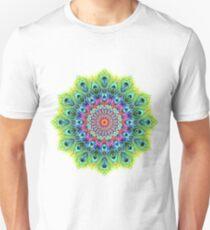 Peacock Mandala T-Shirt