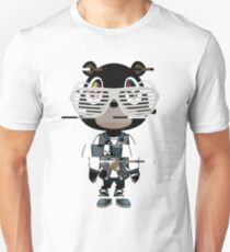 Kanye west graduation bear- Distorted T-Shirt