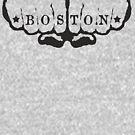Boston! by D & M MORGAN