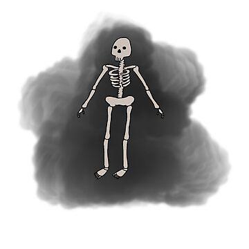 Skeleton by EmmaPopkin