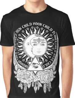 Star Child Wild Child Graphic T-Shirt