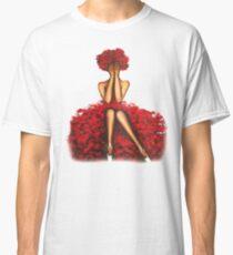 Rose girl Classic T-Shirt