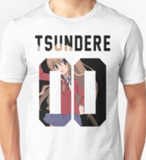 Tsundere Jersey Unisex T-Shirt