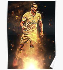 Gareth Bale Poster