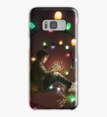 netflix stranger things Samsung Galaxy Case/Skin