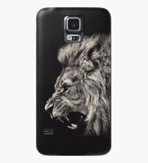 Roaring Lion Case/Skin for Samsung Galaxy