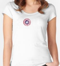 Stark & Rogers: 2016 Women's Fitted Scoop T-Shirt
