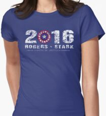 Stark & Rogers: 2016 Women's Fitted T-Shirt