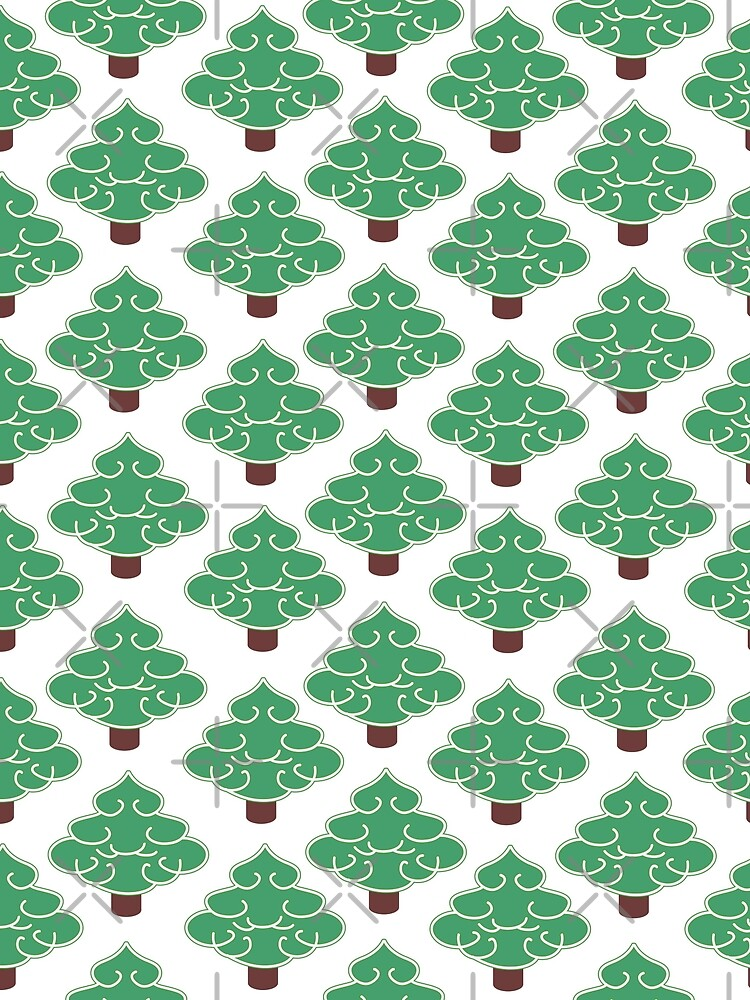 Ornament of the firs by NataliaL