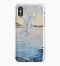 The Harbor iPhone Case/Skin