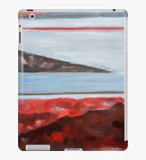 Abstract Lake iPad Case/Skin