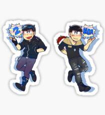 Osomatsu-san : NUMBER 2 Sticker
