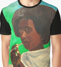 Somali Nomad Graphic T-Shirt