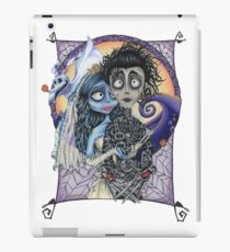 Tim Burton Tribute iPad Case/Skin