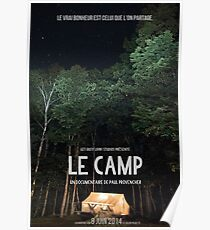 Affiche // Le Camp Poster