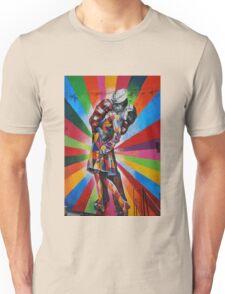Famous Kiss Unisex T-Shirt