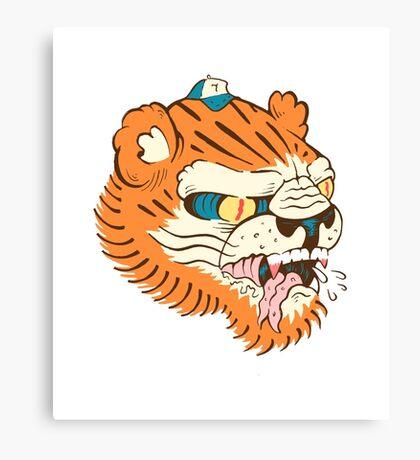 Toni the Tiger Canvas Print