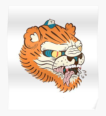 Toni the Tiger Poster