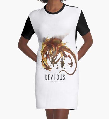 Metamorfia Vestido camiseta