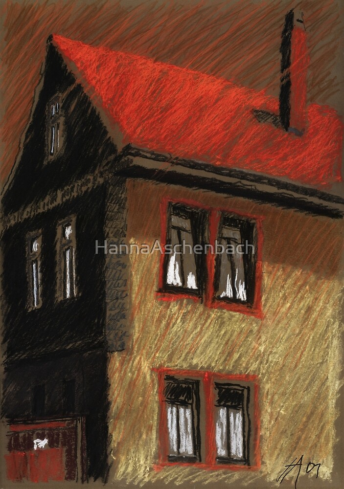 Nachbar by HannaAschenbach